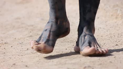 Walking-on-Sand