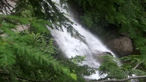 Mountain-Waterfalls