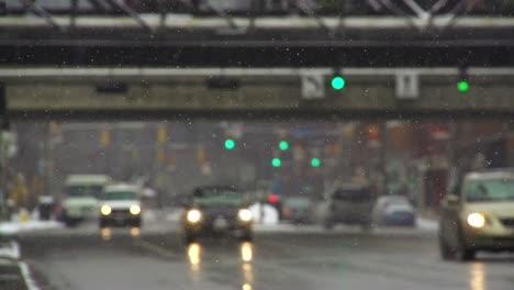 Winter-Traffic