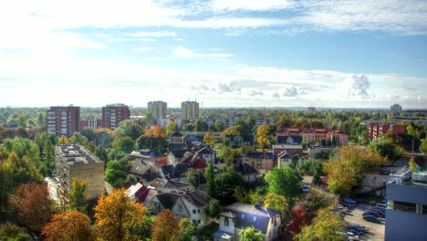 Colorful-morning-in-Kaunas