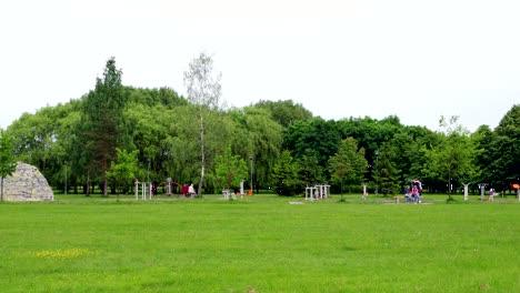 Kalnieciai-Park-Timelapse