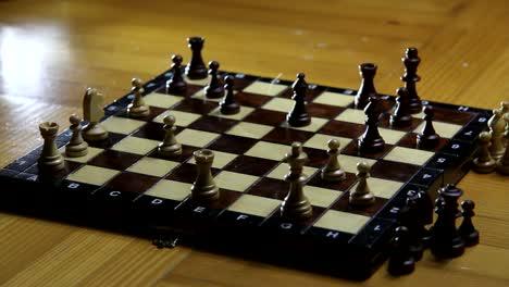 Chess-Stopmotion