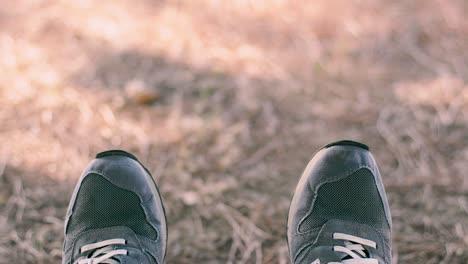 Resting-Feet