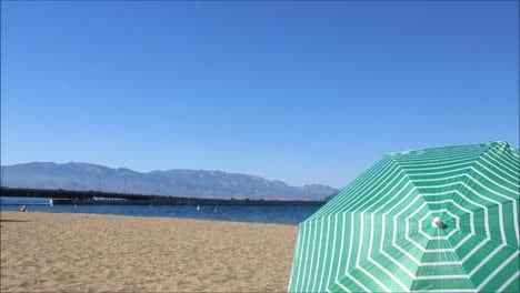 Beach-Umbrella