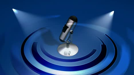 Abstract-Spinning-Microphone