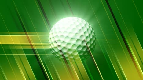 Spinning-Golf-Ball-Background