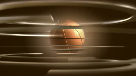 Basketball-Motion-Background