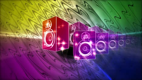 Pulsating-Psychedelic-Speakers-Vibrant-Colors