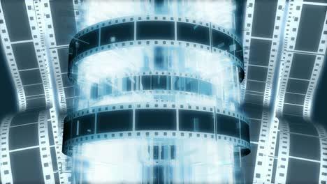 Rotating-Movie-Film-Reels-Loop