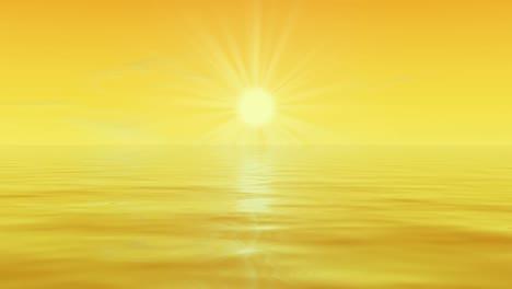 Sun-Over-Water