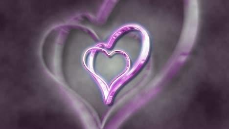 Pink-Hearts-Rotating