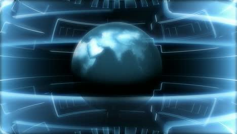 Revolving-Globe-&-Blue-Rectangles