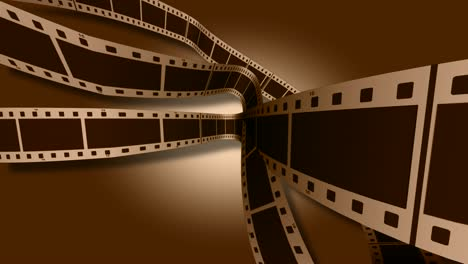 Golden-Film-Reel-Animation-Loop-