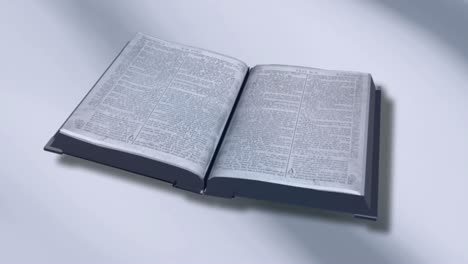 Open-Book-or-Bible