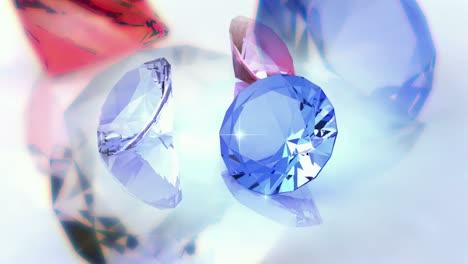 Diamonds-Background