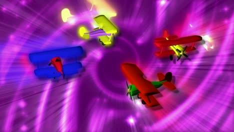 Toy-Planes