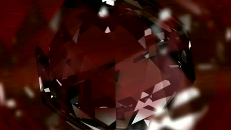 Spinning-Red-Diamond