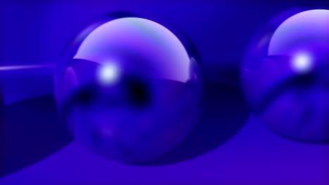 Blue-Spheres-Rolling