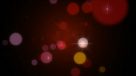 Coloured-Bokeh-with-Starlights-