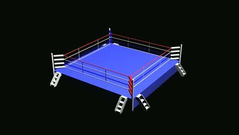 Boxing-Ring-Production-Element