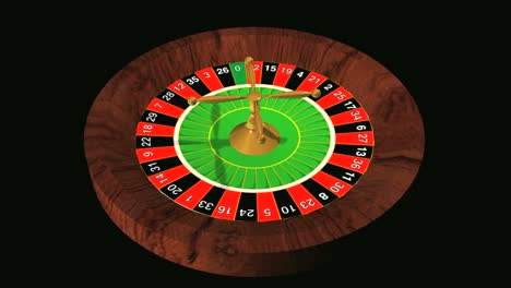 Roulette-Table-Production-Element