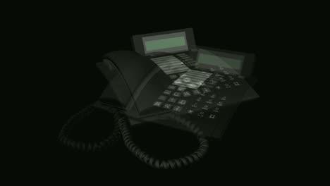 Landline-Phone-Production-Element