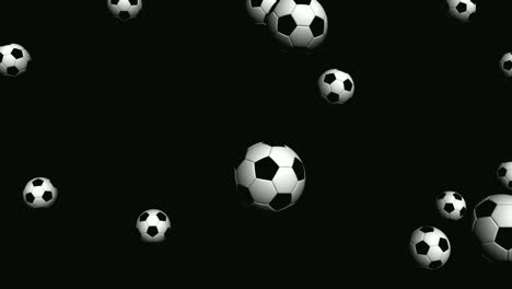 Falling-Footballs-