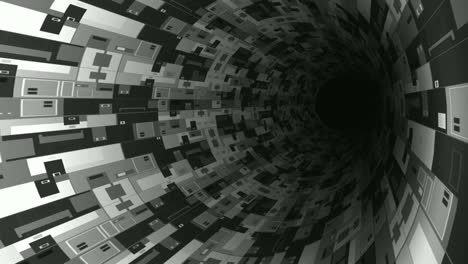 Abstract-Tunnel-Wormhole