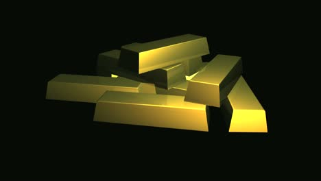 Gold-Bars-Production-Element