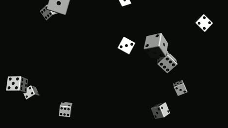 Dice-Falling