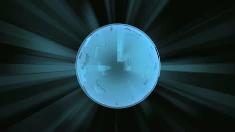 Blue-Sphere