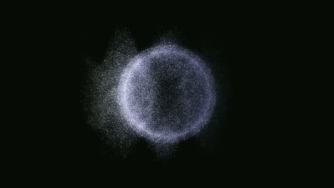Particle-Sphere