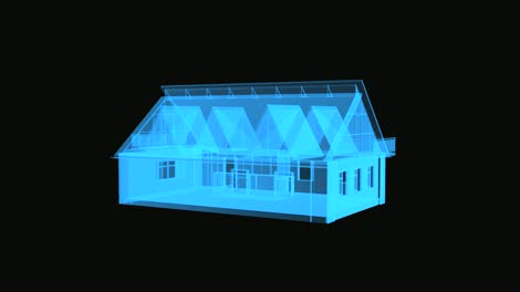 House-Blueprint-Rotate