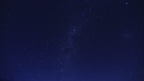 Milkyway-Time-Lapse