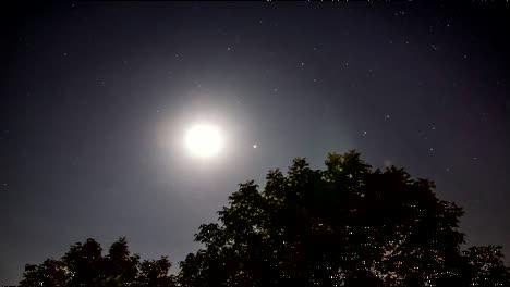 Moon-Timelapse