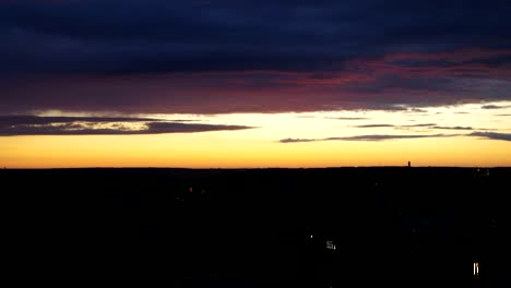 Dusk-Nightfall-in-Kaunas