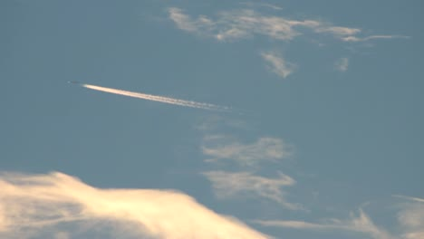 Airplane-and-Contrail