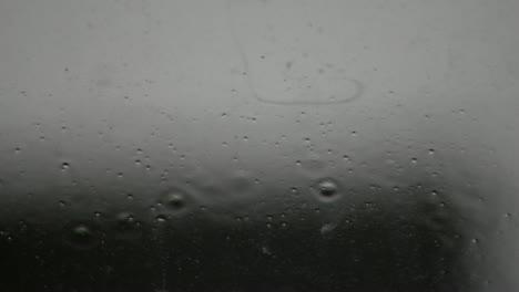 Rain-Drops-On-Glass