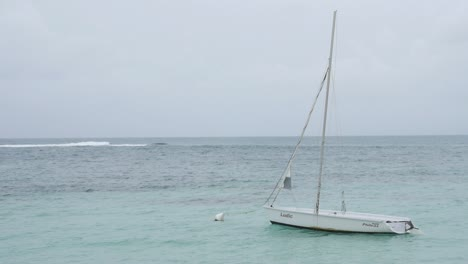 Sailboat-at-Anchor