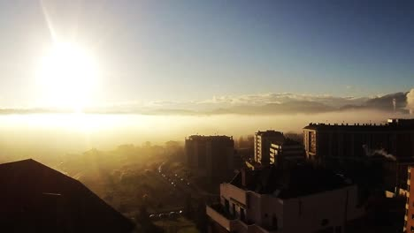 Sunrise-Timelapse-Over-Oviedo
