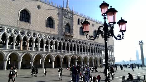Venice-St-Mark\-s-sqare-Palazzo-Ducale