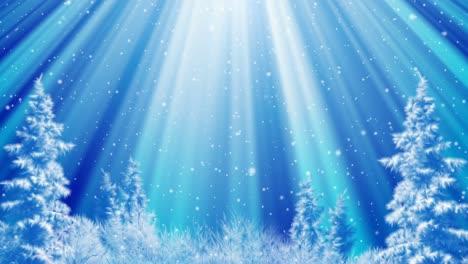 Winter-Dream-Background