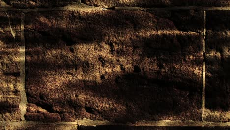 Light-on-Stone-Wall