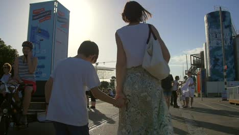 Mother-and-Son-Holding-Hands-2