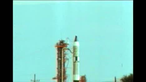 NASA-Gemini-Rocket-Launch