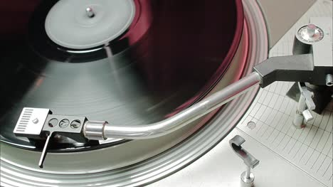 Record-Player-Time-lapse