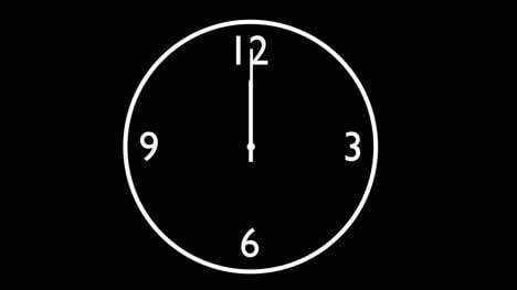 Simple-Clock-Face