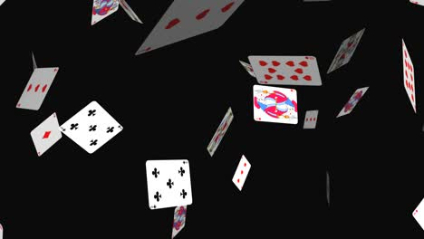 Playing-Cards-Falling