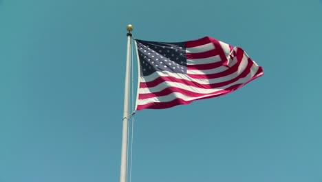 American-Flag-in-the-Wind