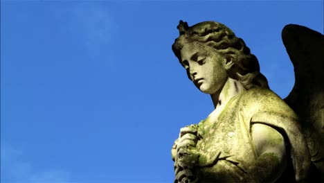 Angel-of-Peace-Statue-Time-Lapse